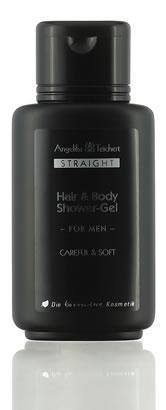 Angelika Teichert Hair & Body Shower Gel - FOR MEN- 200 ml  - Konzentrat