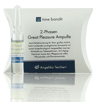 Angelika Teichert Time Bandit Great Pleasure Ampulle - 2 ml