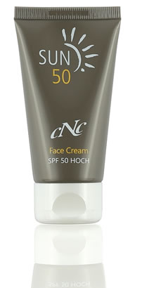 CNC Cosmetic Sun 50 - Face Cream LSF 50 - 50 ml