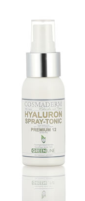 Cosmaderm Green Line - Hyaluron Spray-Tonic 50 ml