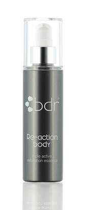 bdr - beauty defect repair Re-action Body 75 ml