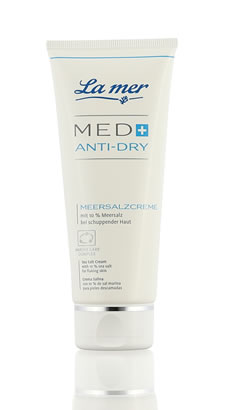 MED Anti-Dry - Meersalzcreme 100 ml