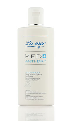 MED Anti-Dry - Shampoo  200 ml